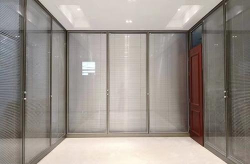 全铝玻璃隔断墙
