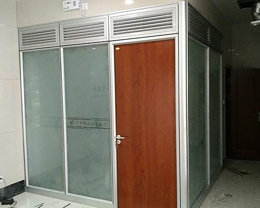 玻璃隔断墙尺寸