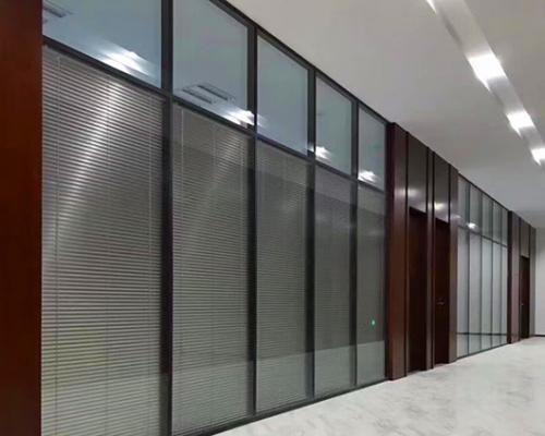 全铝玻璃隔断