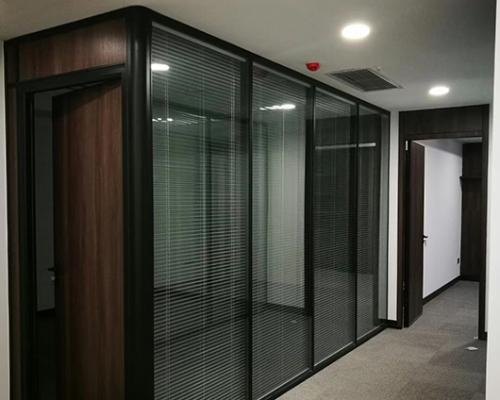 全铝玻璃隔断墙价格