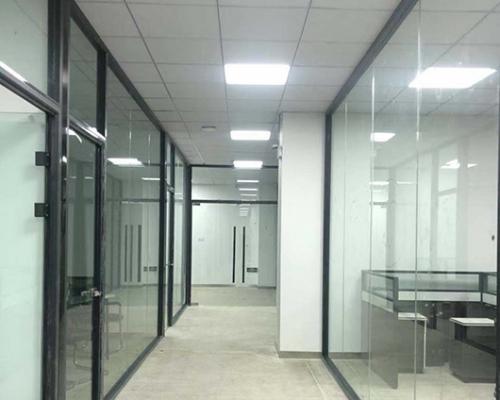 全铝玻璃隔断墙报价