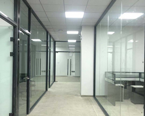 全铝玻璃隔断墙规格