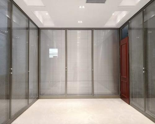 玻璃隔断铝型材