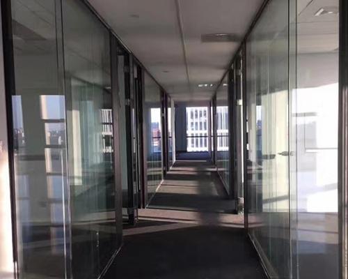 室内玻璃隔断墙尺寸