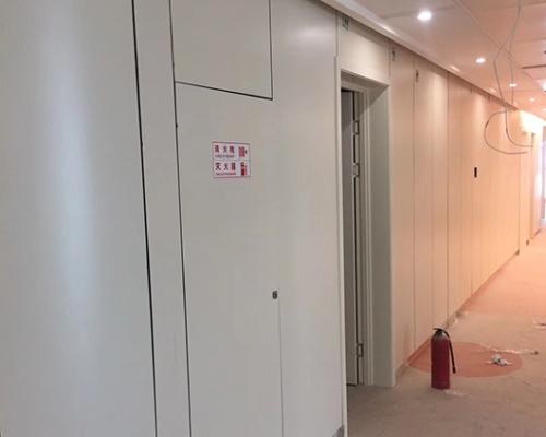 全钢挂板隔断墙厂家